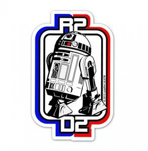 Star Wars R2-D2 Logo Magneet