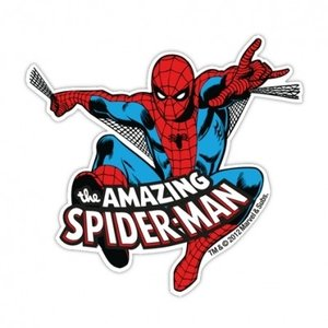 The Amazing Spiderman Marvel Magneet
