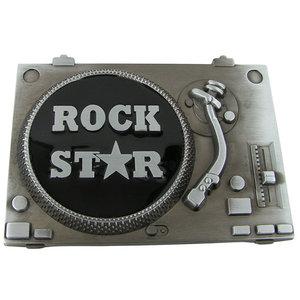 Rockstar - Draaitafel - Riem Buckle/Gesp