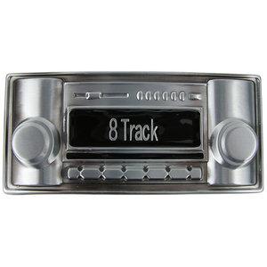 8 Track Player Oldskool Riem Buckle/Gesp