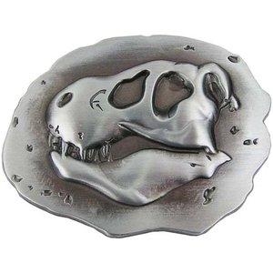 Schedel Fossiel T-Rex Riem Buckle/Gesp