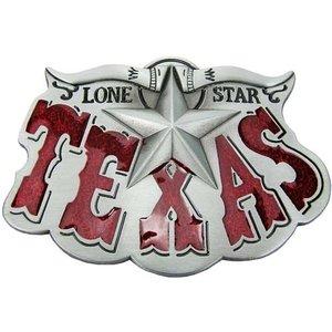 Texas Lone Star Western Riem Gesp/Buckle