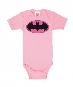 Batman - DC Comics - Meisje Roze Baby Romper
