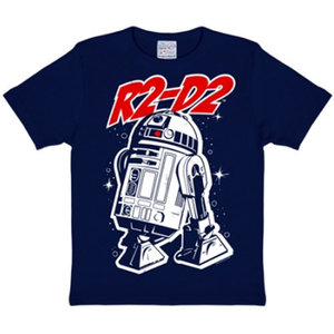 Star Wars - R2-D2 - Blauw Kinder T-shirt