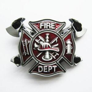 Brandweer Maltezer Kruis Riem Buckle/Gesp