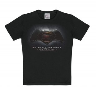 Batman - Dawn Of Justice - Zwart Kinder T-shirt