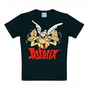 Asterix - Grimace - Zwart Kinder T-shirt