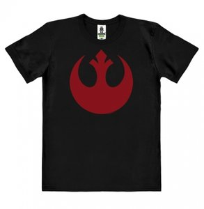 Star Wars - Rogue One Alliance - Zwart Heren T-shirt