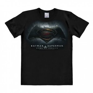 Batman - Dawn Of Justice - Zwart Heren easy-fit T-shirt