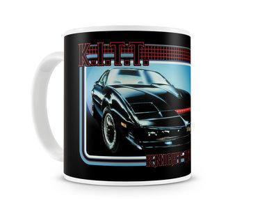 Knight Rider -K.I.T.T. - Koffie Mok