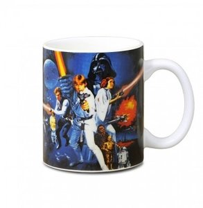 Star Wars - May The Force Be With You - Koffie Mok