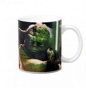 Star Wars - Yoda - Master of the Jedi - Koffie Mok