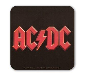 AC/DC - Logo - Onderzetter