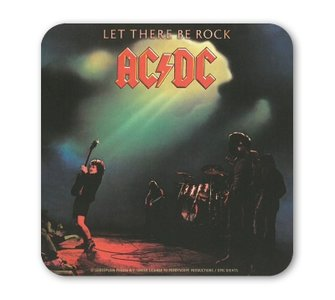 AC/DC - Let There Be Rock - Onderzetter