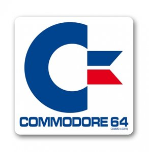Commodore 64 - Onderzetter