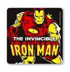 The Invincible Iron Man - DC Comics - Onderzetter