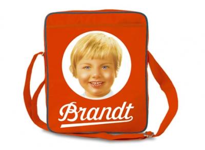 Brandt - Logo - Schoudertas