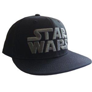 Star Wars - Logo Zwarte Pet