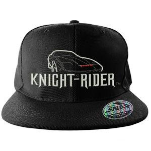 Knight Rider - Zwart Snapback Pet