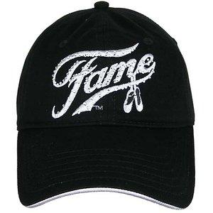 Fame - Zilver Logo - Zwarte Pet