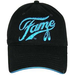 Fame - Turquoise Logo - Zwarte Pet