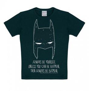 Batman - Always Be Yourself - DC Comics - Zwart Kinder T-shirt