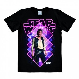 Star Wars Han Solo Heren easy-fit T-shirt