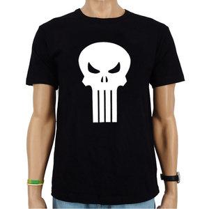 The Punisher - Marvel Zwart Heren easy-fit T-shirt