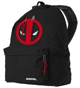 Deadpool Logo Marvel Comics Rugzak