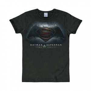 Batman - Dawn Of Justice - Heren Zwart slim-fit T-shirt