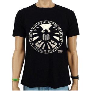 SHIELD Marvel Heren easy-fit T-shirt