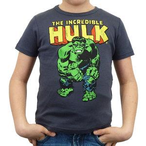 The Incredible Hulk - Marvel DC Comics - Grijs Kinder T-shirt