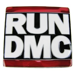 RUN DMC - Hip Hop - Riem Buckle/Gesp