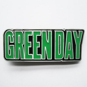 Green Day Riem Buckle/Gesp