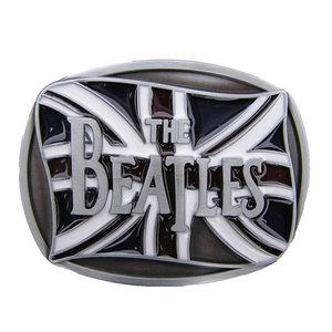 The Beatles Britse Vlag Riem Buckle/Gesp