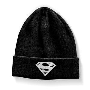 Superman - DC Comics - Zwarte Muts
