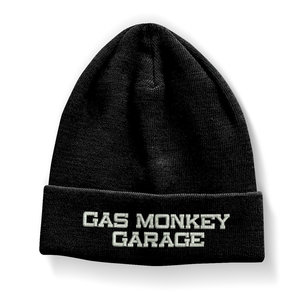 Gas Monkey - Zwarte Muts
