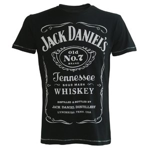 JACK DANIEL'S - CLASSIC LOGO T-SHIRT
