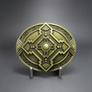 Celtic Gothic brons Riem Buckle/Gesp