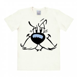 Asterix - Idefix - Faces - T-Shirt Easy Fit - almost white
