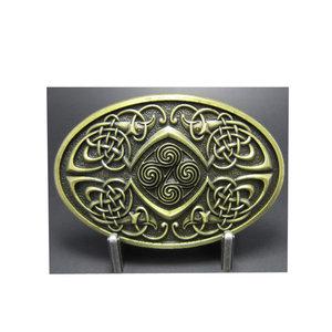 Celtic Keltic Phoenix Brons Riem Gesp/Buckle