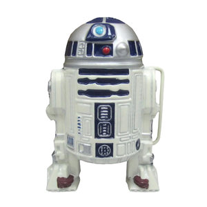 Star war R2D2 star war with white coating 3d Metal Riem Gesp/Buckle