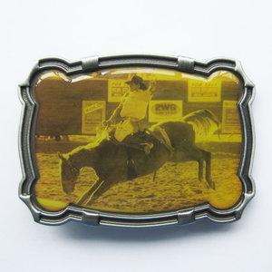 Cowboy Rodeo Western Belt Buckle