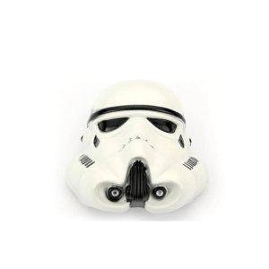 Star Wars Stromtrooper Helm  Gesp in wit Metal Riem Gesp/Buckle