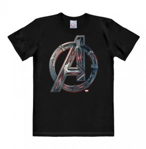 Avengers - Age Of Ultron - Marvel- T-Shirt Easy Fit - black