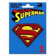 Superman Marvel DC Comics Logo Patch