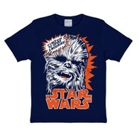 Star Wars - Chewbacca - Blauw Kinder T-shirt